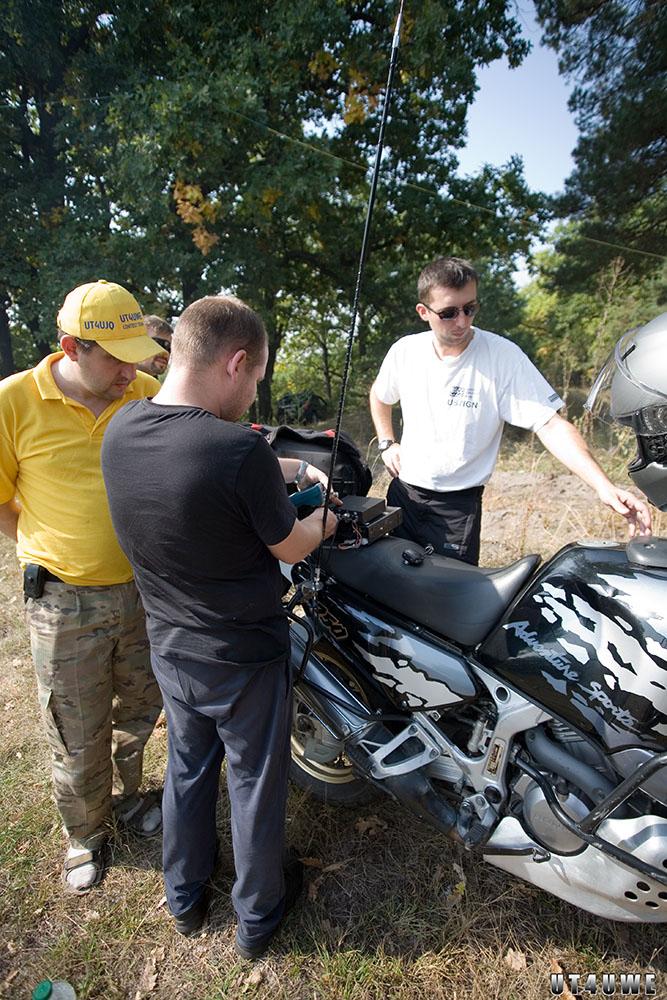 Мотоциклетный сетап от US7IGN